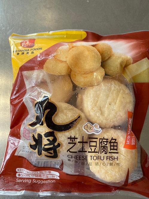 Freshasia Cheese Tofu Fish 丸酱芝士豆腐鱼