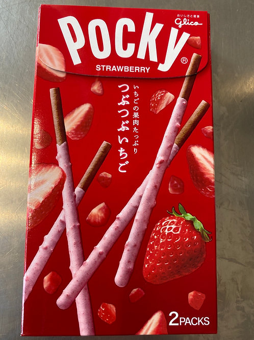 Glico Pocky Chunky Strawberry 2packs