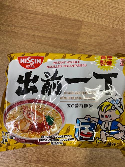 Nissin Instant Noodle XO Sauce Flavour