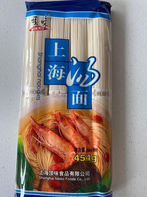 Nikko Shanghai Noodle 上海汤面454g