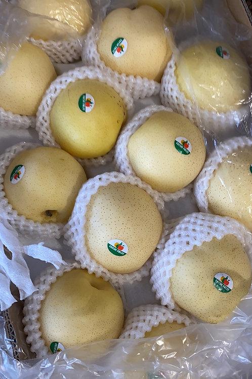 Golden Pear 黃金梨 4pcs