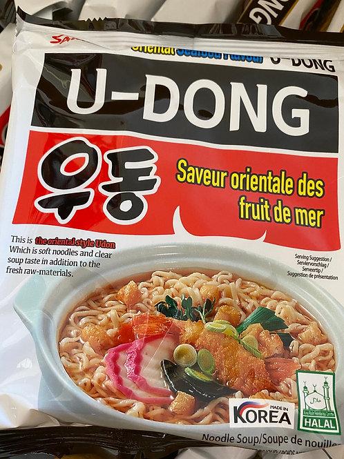 Samyang Udon Noodle