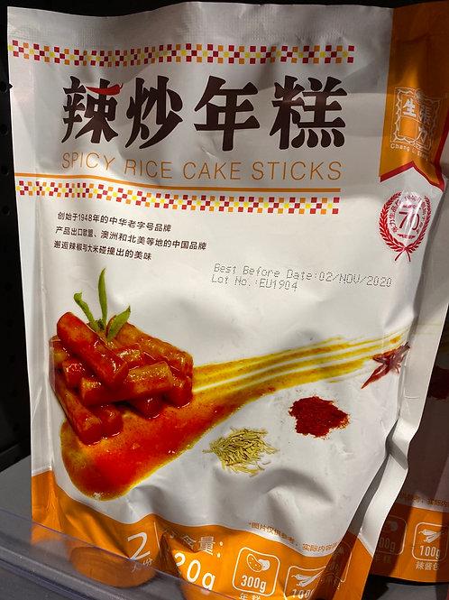 Spicy Rice Cake Stick