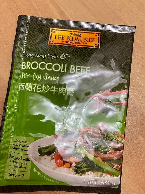 LKK Broccoli Beef Stir-fry Sauce西兰花炒牛肉酱