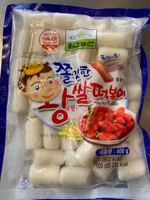 Chikab Frozen Rice Cake Stick King Size 400g韩国年糕条