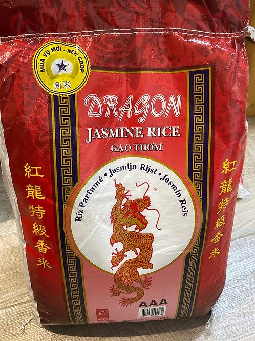Red Dragon Jasmine Rice 10kg