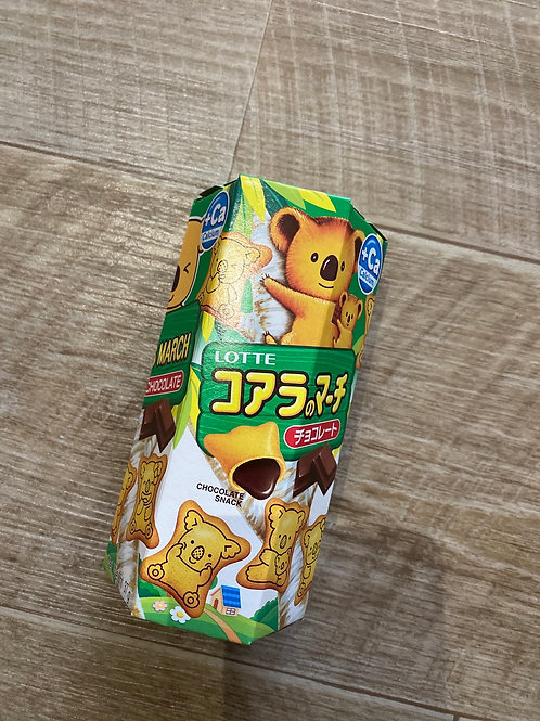 Lotto Choco Snack