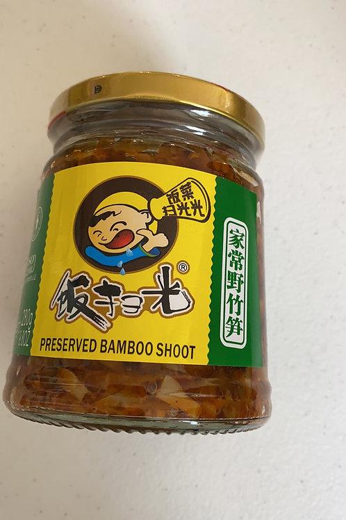 FSG Preserved Cooked Bamboo Shoot饭扫光家常野竹笋
