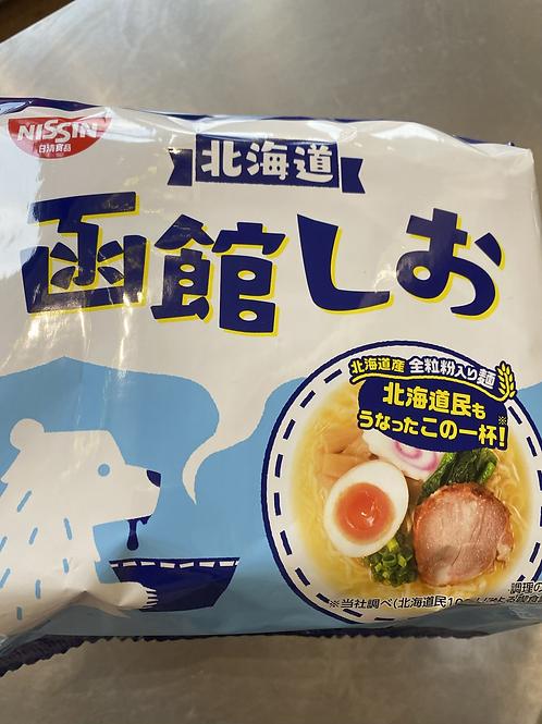 Nissin Hakodate Salt Flav Instant Ramen