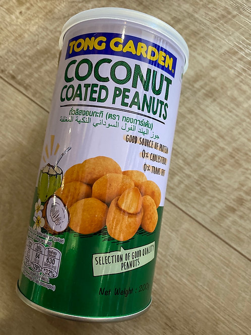 Coconut Coasted Peanuts
