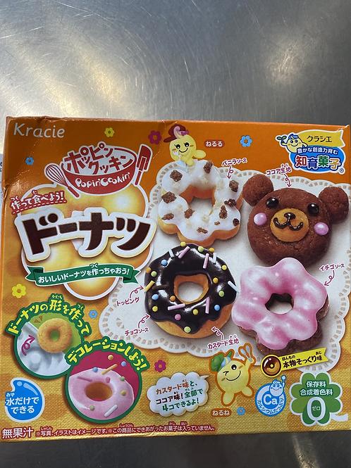Kracie Popin' Cookin' Doughnut Candy Kit
