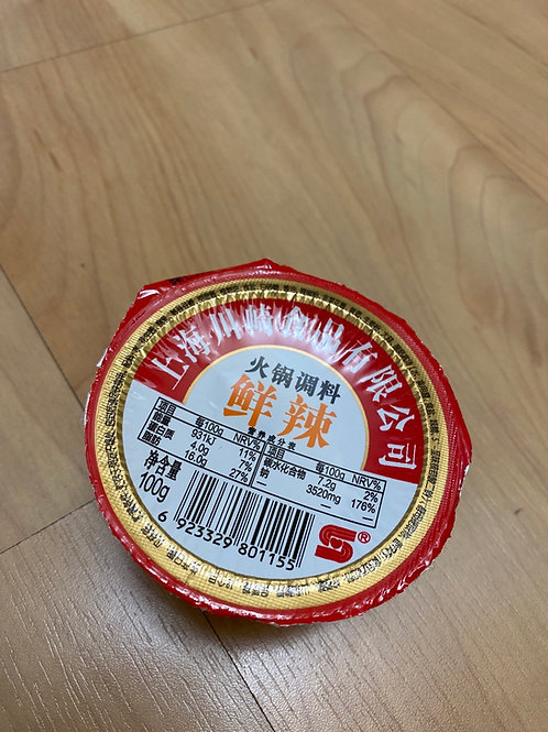 CQ Hot Pot Sauce Spicy 川崎火鍋沾醬