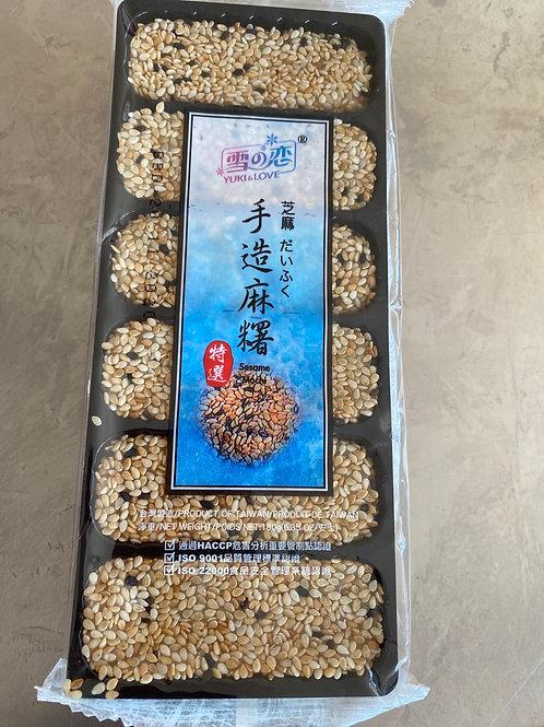 YL Handmade Mochi Sesame