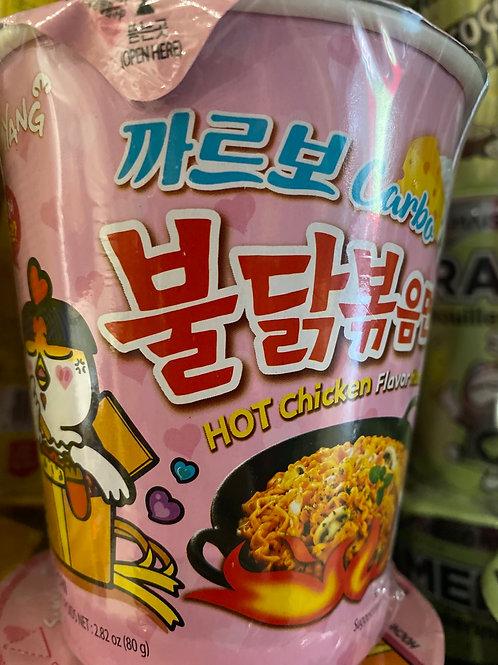 Samyang Hot Chicken Carbo
