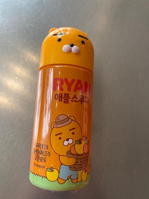 Youus Kakao Ryan Apple Smoothie 190ml