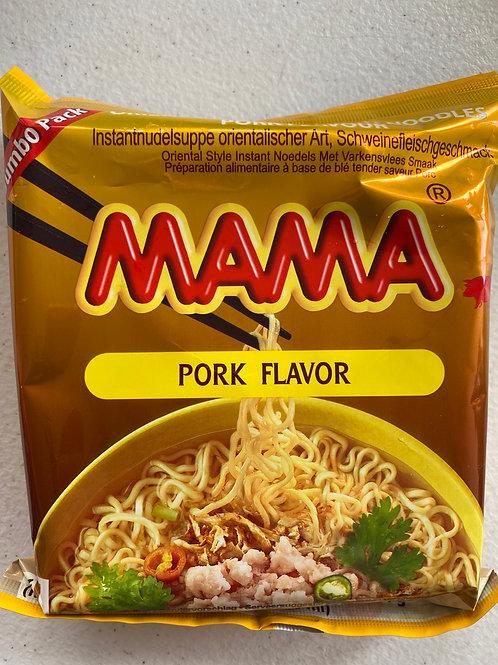 Mama Pork Flav Noodle 90g