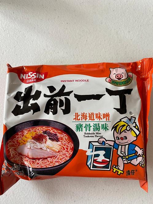 Nissin Instant Noodle Hokkaido Tonkotsu Flav