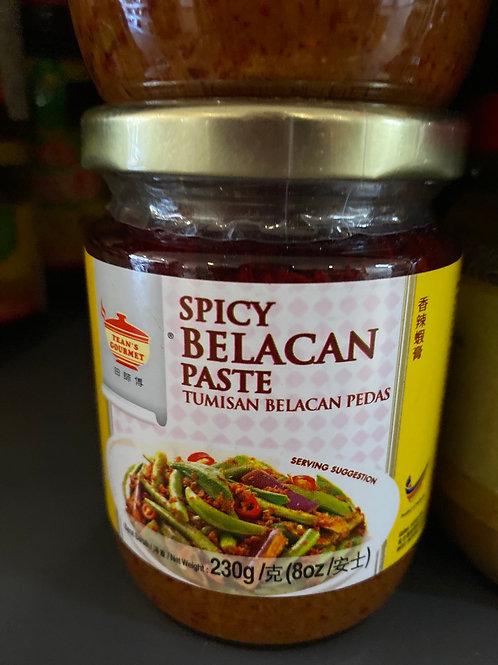 Spicy Belacan Paste
