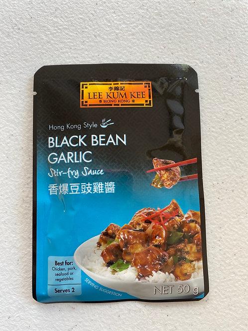 LKK Black Bean Garlic 香爆豆豉鸡酱