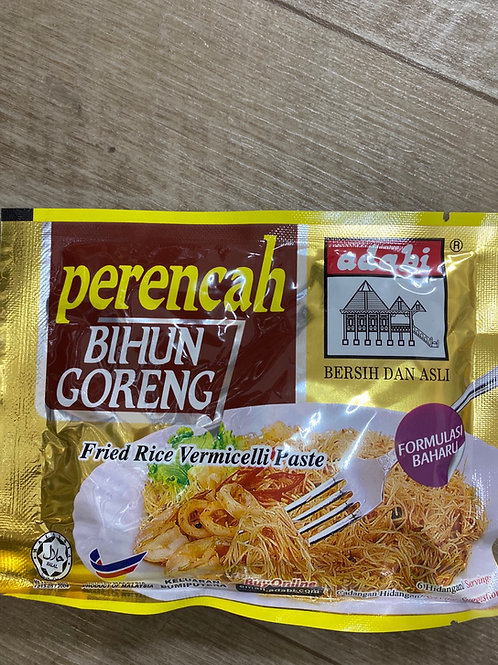 Adabi Bunin Goreng Fried Rice Vermicelli Paste