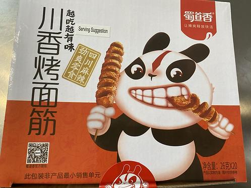 SDX Sichuan Toasted Gluten 蜀道香川香烤面筋
