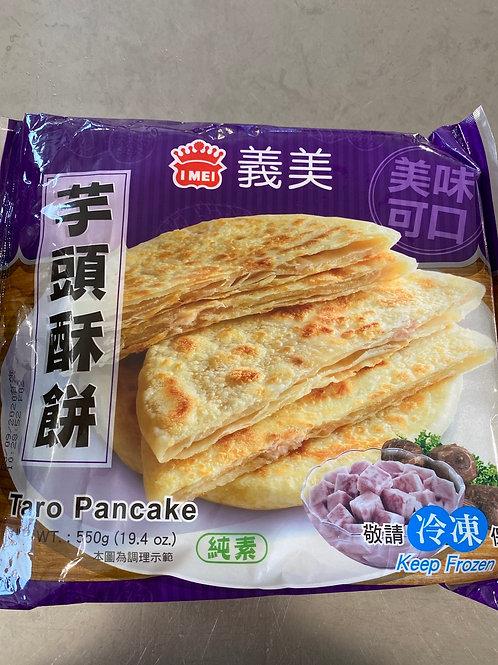 Imei Taro Pancake