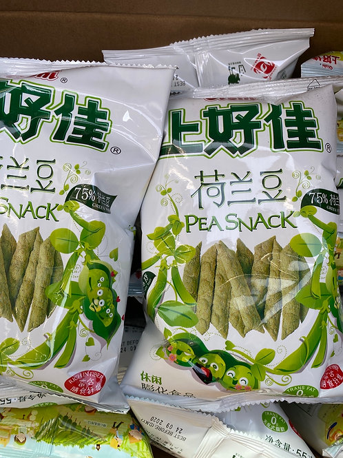OS Pea Snack 上好佳荷兰豆
