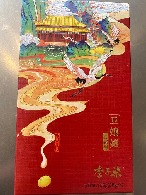 LZQ Assorted Instant Soya Powder 196g李子柒豆嬢嬢豆浆粉