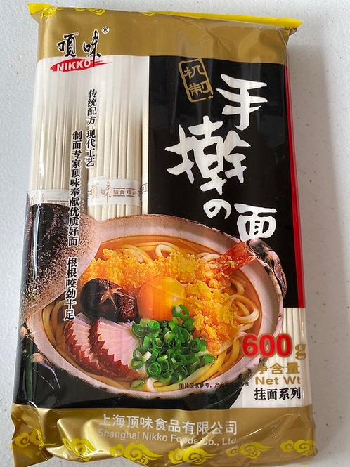 Nikko Handmade Noodle 顶味手擀面600g