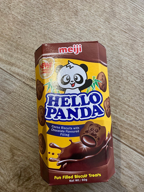 Hello Panda Coco Biscuits