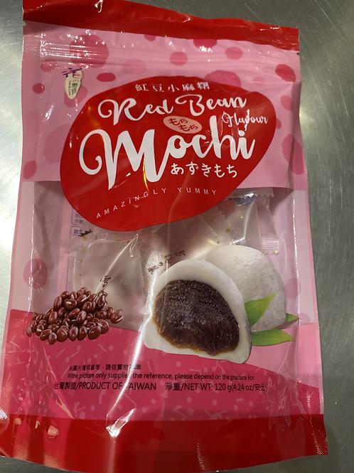 LL Mochi Red Bean Flav 12g 花之恋语红豆小麻薯