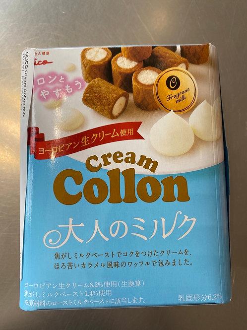 Glico Cream Collon Milk 48g