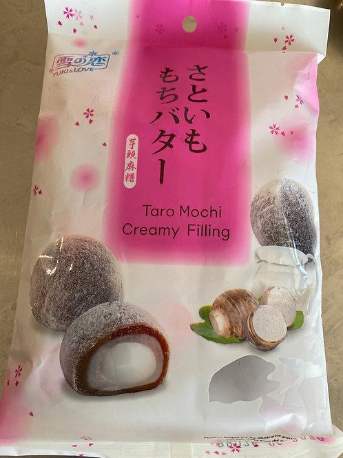 Taro Mochi Creamy Filling