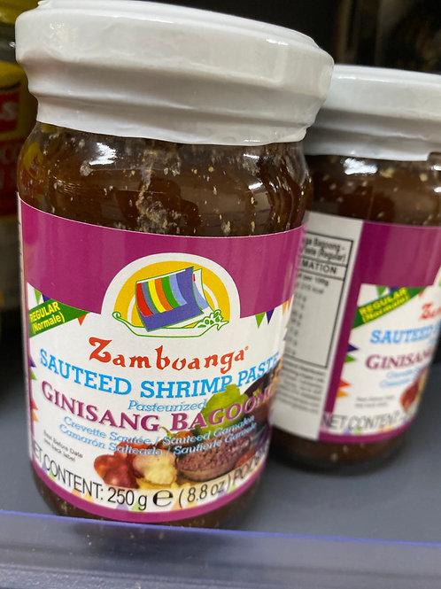 Ginigang Bagoom Salted Shirmp Paste