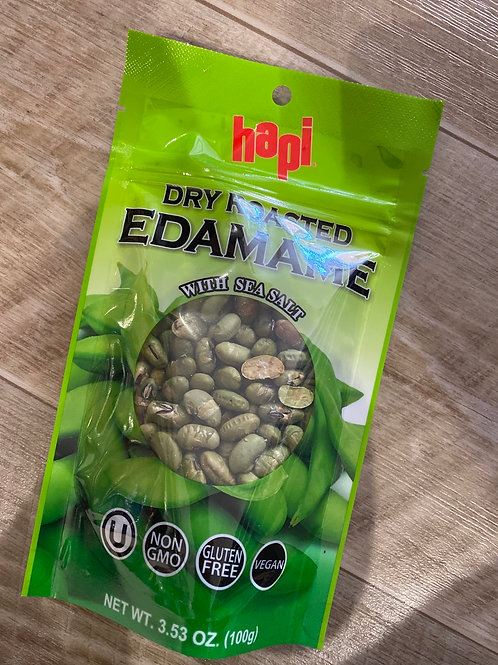 Dry Roasted Edamame