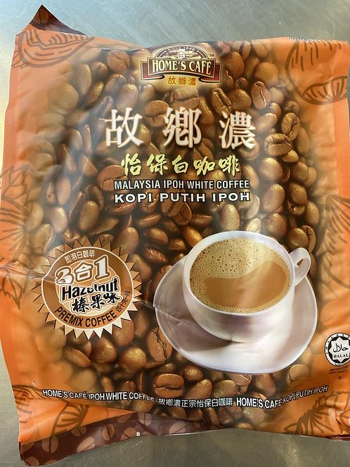 Home's Cafe Kopi Putih Ipoh Hazelnut 3in1