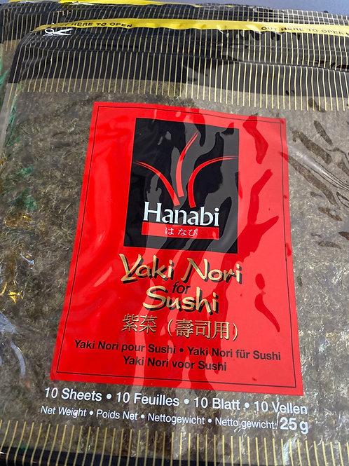 Hanabi Yaki Nori