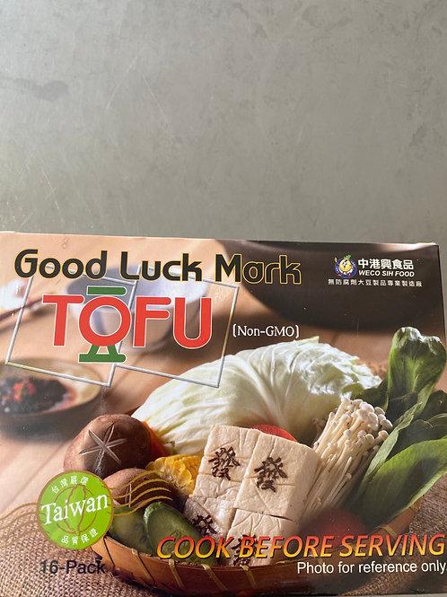 Good Luck Frozen Tofu