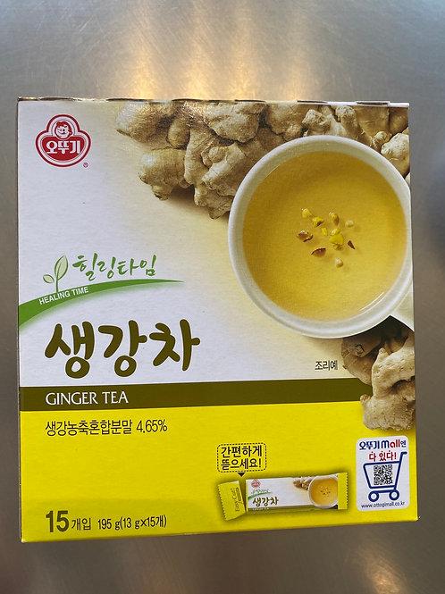 Ottigo Ginger Tea 13gx15pks 韩国奥士基金装姜茶