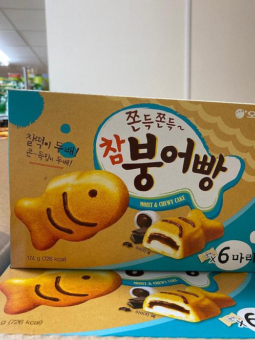 Korean Fishshape Cake
