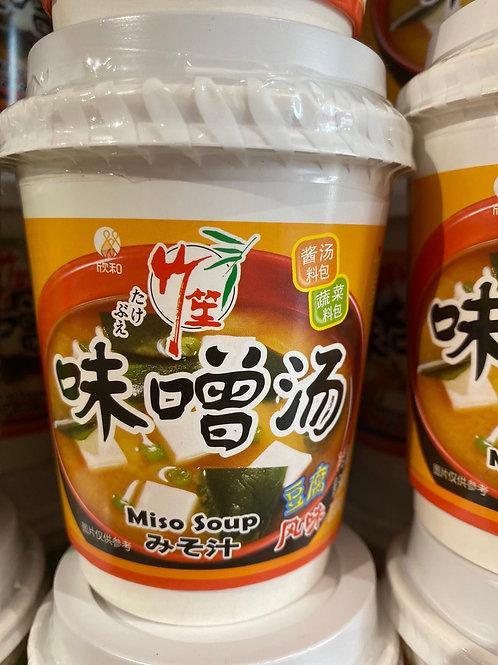 CBL Instant Miso Soup Tofu Cup