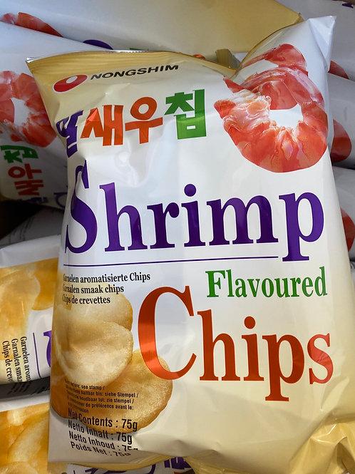 Nongshim Shrimp Flav Chips