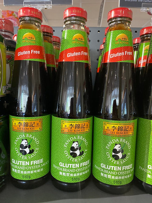 LKK Gluten Free Oyster Sauce