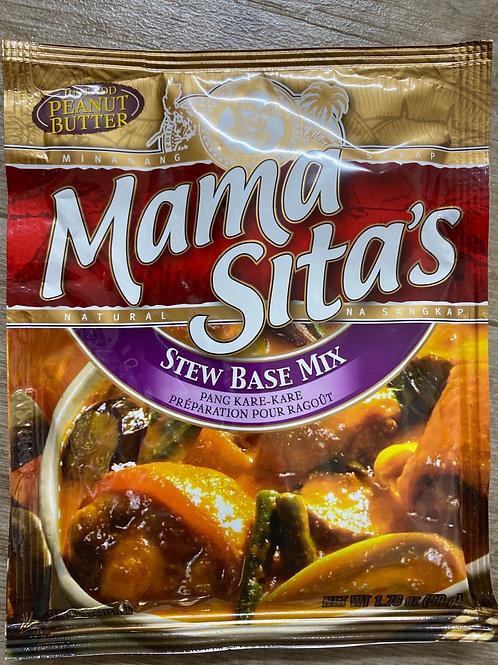Mama Sita Stew Base Mix