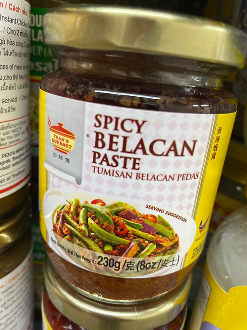 Teen's Spicy Belacan Paste