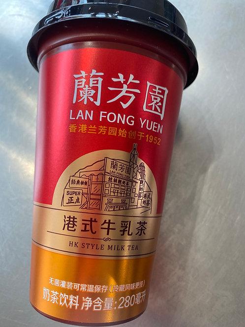 LFY HK Style Milk Tea 兰芳园港式牛乳茶