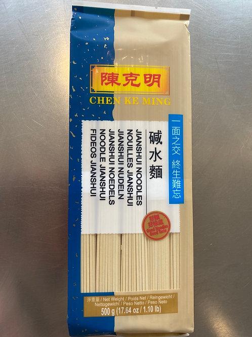 CKM Jianshui Noodles 陈克明碱水面500g