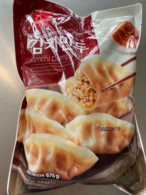 Samlip Kimchi Dumpling 675g 韩国三立泡菜饺子