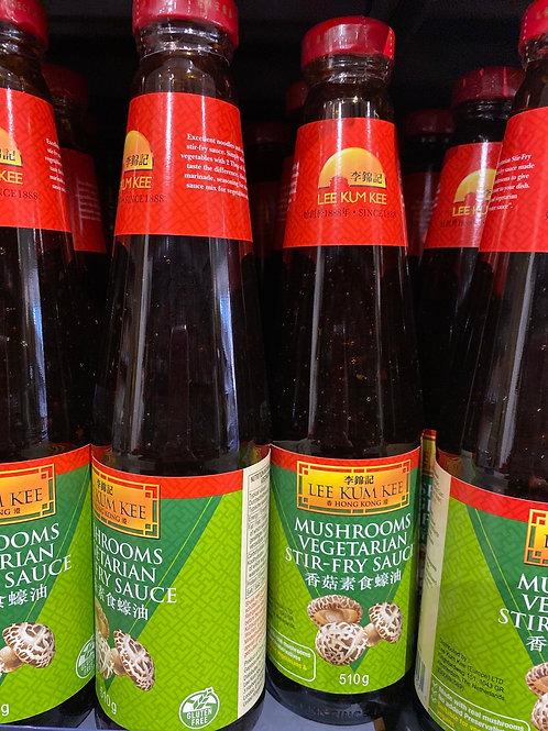 LKK Mushroom Vegetarian Stir Fry Sauce 510g