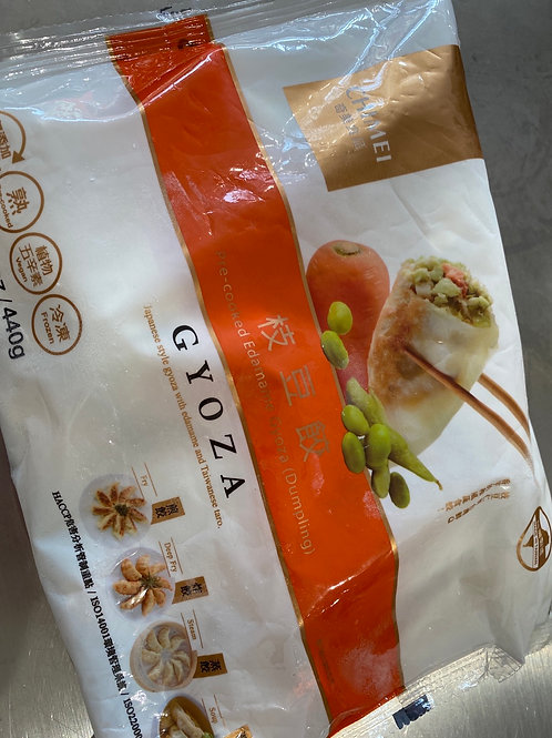 Pre Cooked Edamame Gyoza